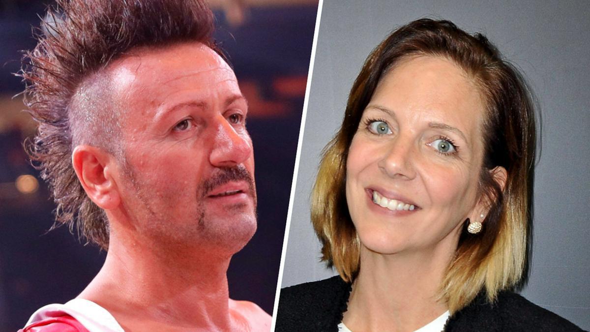 Die Liebe von Ennesto Monté und Daniela Büchner war nicht von Dauer.. © [M] imago images/Future Image/STAR-MEDIA