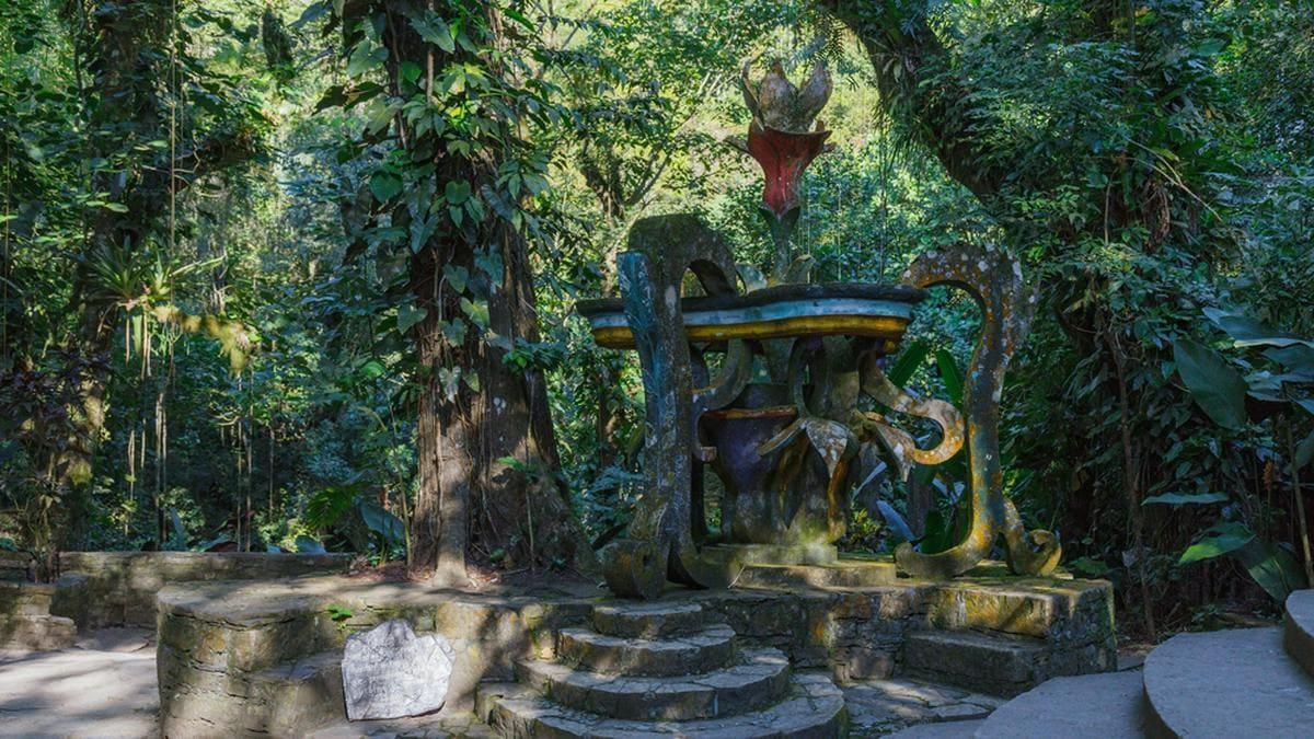 In Las Pozas verwirklichte sich ein britischer Millionär.. © Nailotl / Shutterstock.com