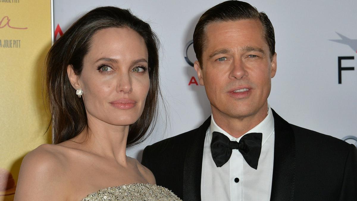 Angelina Jolie und Brad Pitt bei einem Auftritt im Jahr 2015.. © Jaguar PS/Shutterstock.com