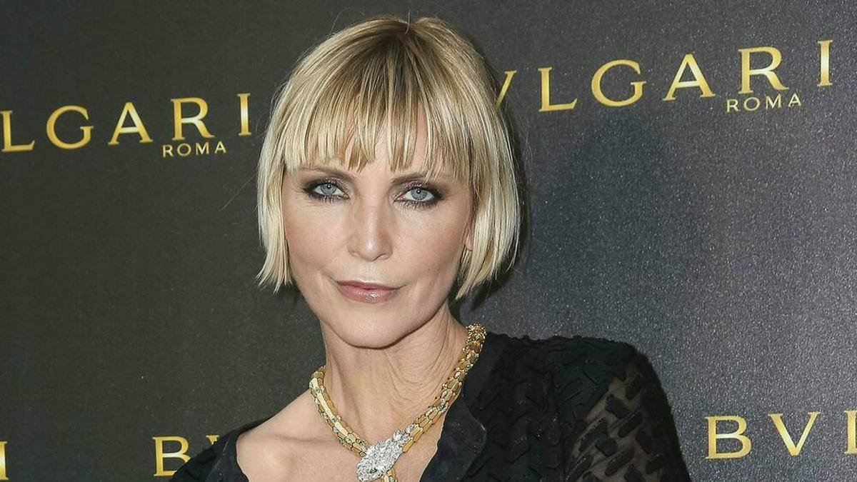 Model Nadja Auermann feiert ihren 50. Geburtstag.. © imago images / Future Image