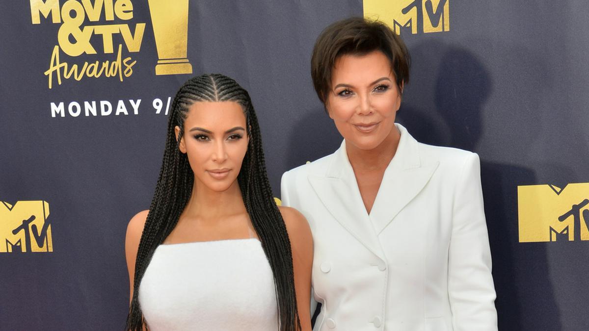 Kim Kardashian (l.) lässt sich scheiden