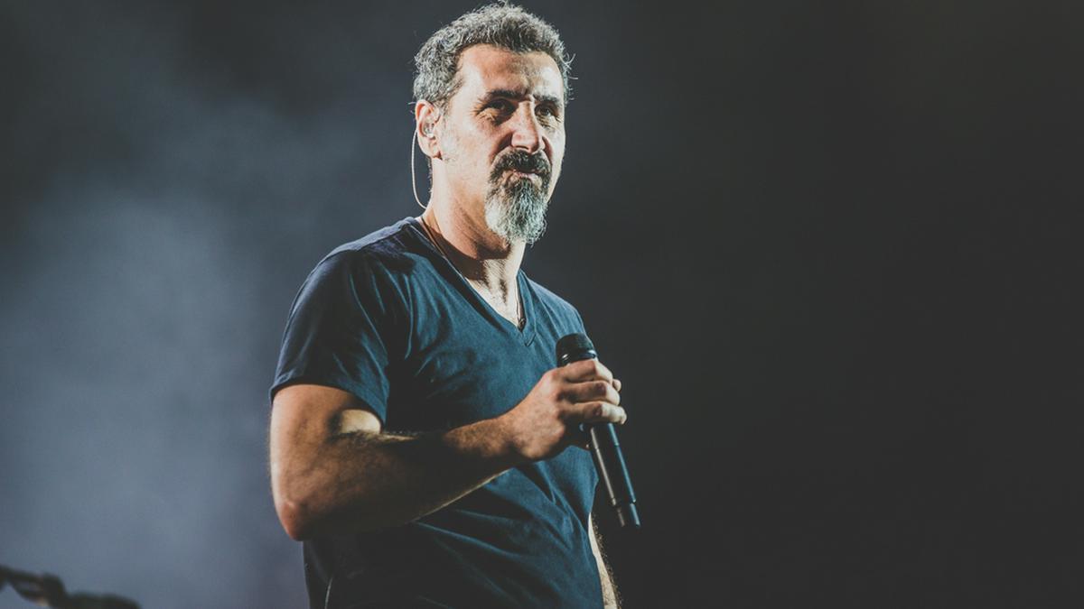 Serj Tankian hatte viele Corona-Symptome
