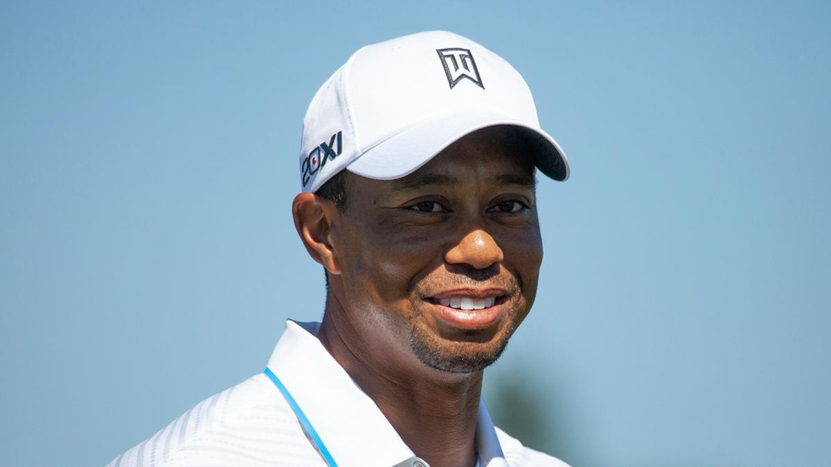 Tiger Woods hatte im Februar einen schweren Autounfall.. © fotosteve/Shutterstock