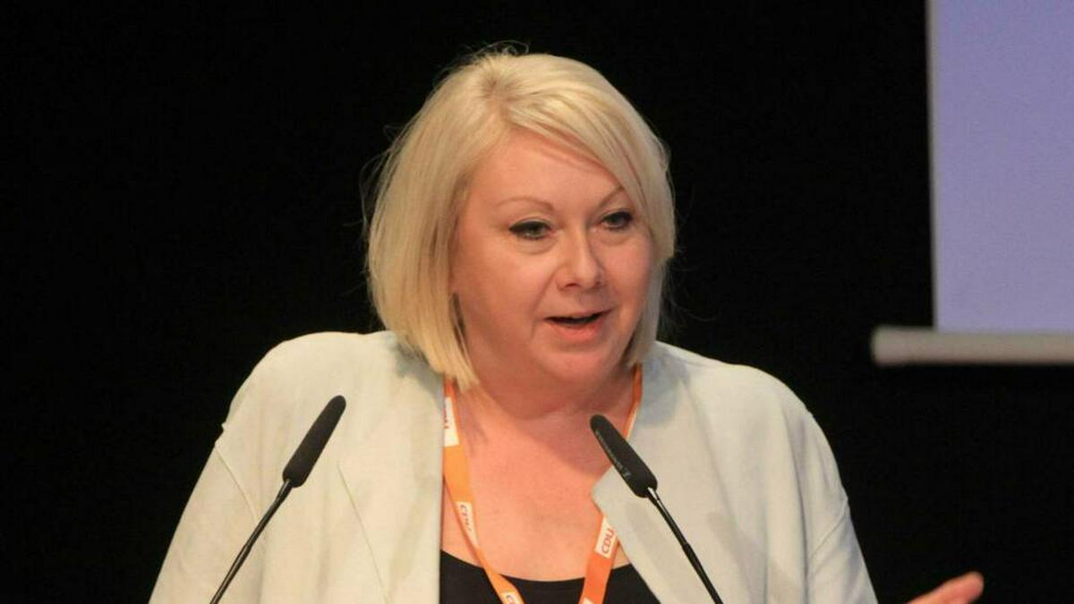 Die CDU-Bundestagsabgeordnete Karin Strenz ist gestorben.. © imago images / BildFunkMV