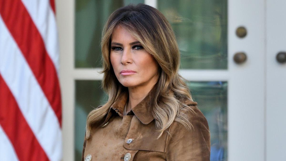 Melania Trump muss erneut Kritik in den sozialen Medien einstecken.. © Evan El-Amin / Shutterstock.com