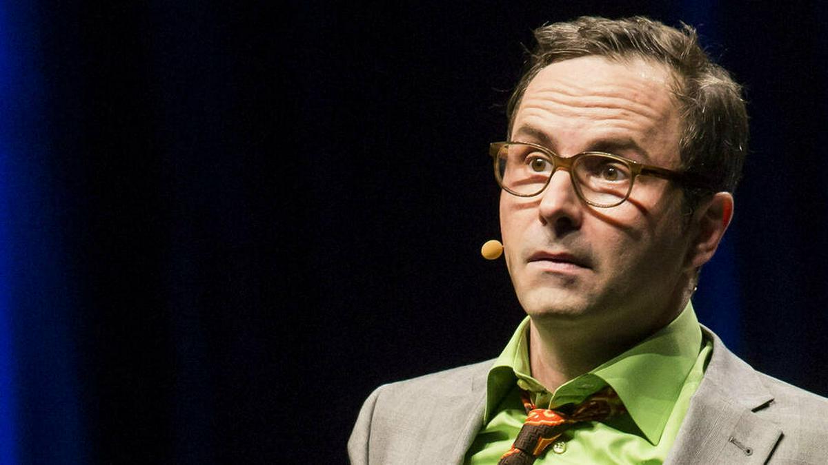 Kurt Krömer vor einigen Jahren auf der Bühne. © imago images/POP-EYE