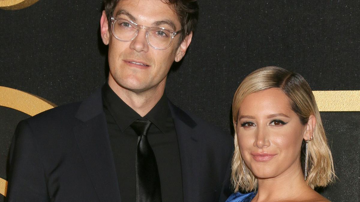 Christopher French und Ashley Tisdale sind Eltern einer Tochter.. © Kathy Hutchins/Shutterstock.com
