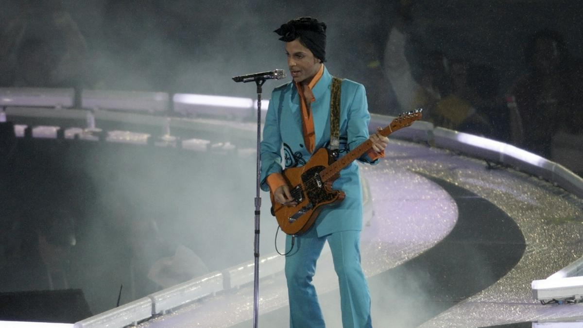 Prince starb im April 2016. © Anthony Correia/Shutterstock.com