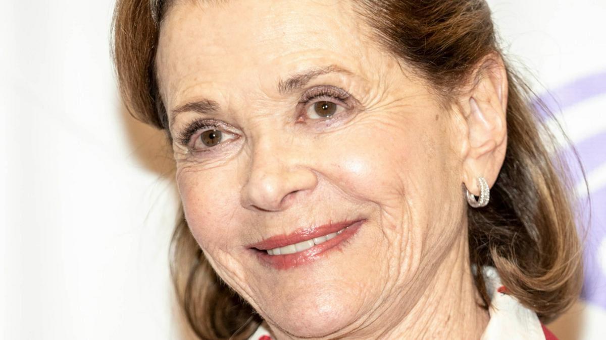 Schauspielerin Jessica Walter wurde 80 Jahre alt.. © Eugene Powers/Shutterstock.com
