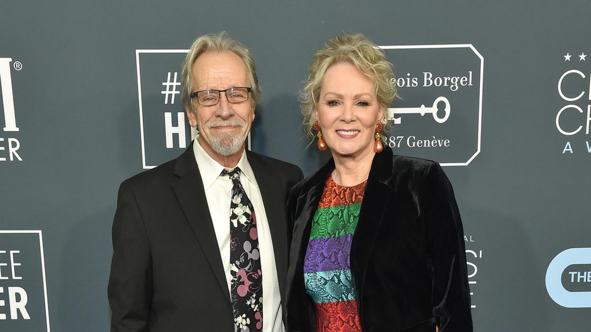 Richard Gilliland mit seiner Ehefrau Jean Smart.. © DFree / Shutterstock.com