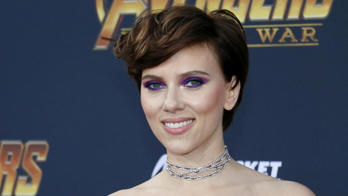 Scarlett Johansson auf der Premiere von