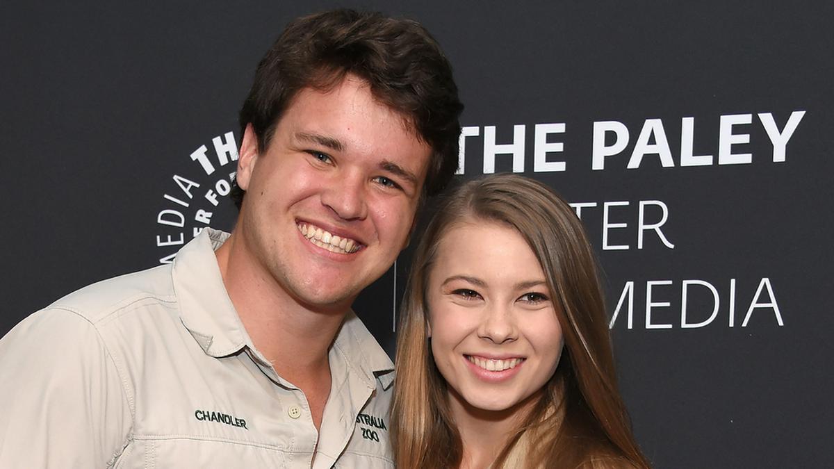 Chandler Powell und Bindi Irwin sind erstmals Eltern geworden.. © DFree/Shutterstock.com