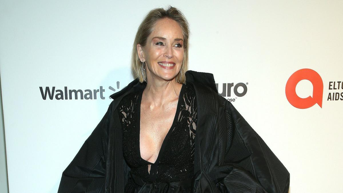 Sharon Stone bei einer Veranstaltung im vergangenen Jahr.. © FS/Admedia / ImageCollect.com
