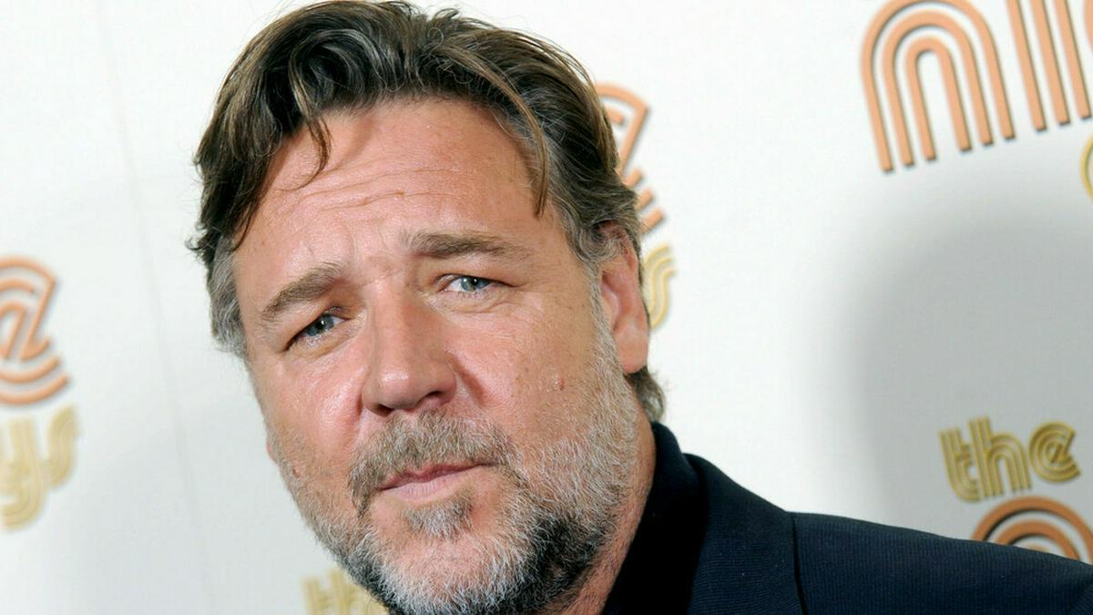 Russell Crowe bei einem Auftritt in New York. © Dennis Van Tine/starmaxinc.com/ImageCollect