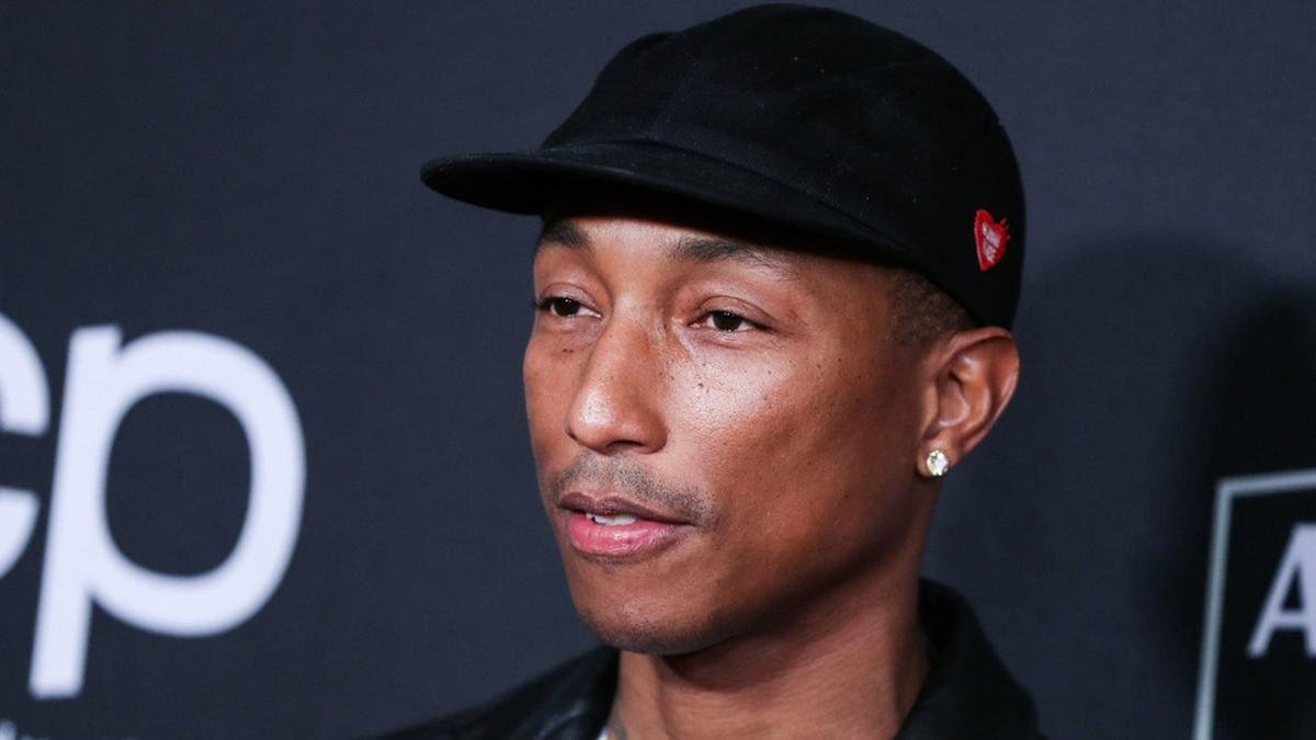Pharrell Williams bei einem Auftritt in Los Angeles. © Xavier Collin/Image Press Agency/ImageCollect