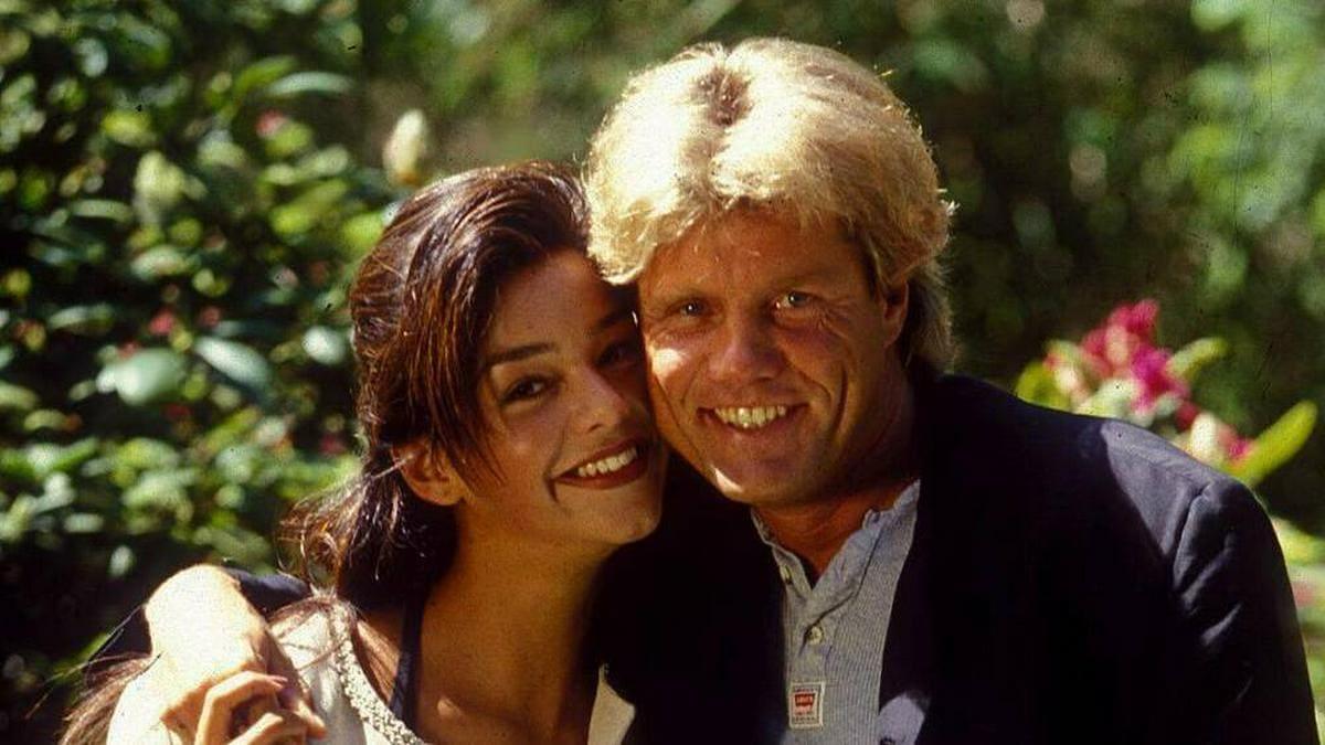 Verona Pooth und Dieter Bohlen waren mal ein verheiratetes Liebespaar.. © imago/APress