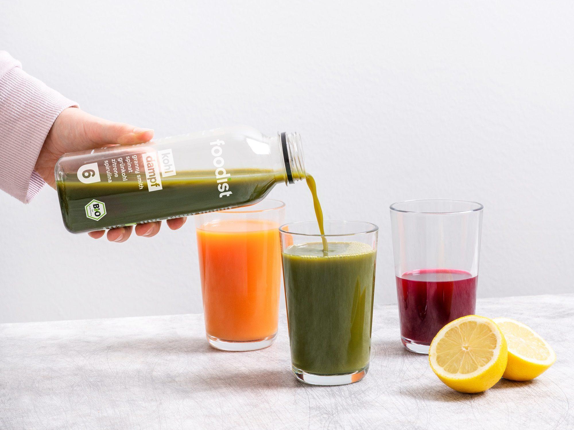foodist saft glas