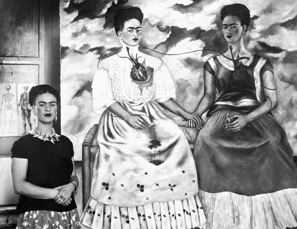 frida kahlo selbstporträts