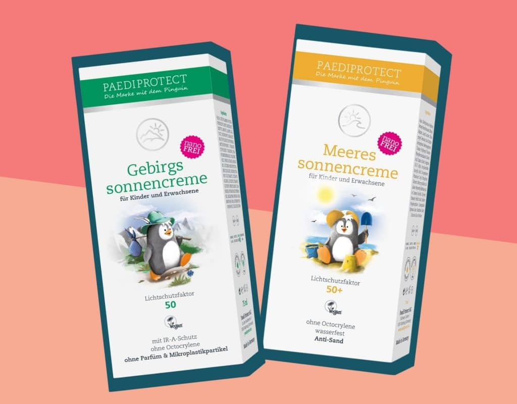 paediprotect sonnencreme mineralisch