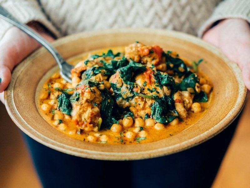 ayurveda ernährung kichererbsen curry