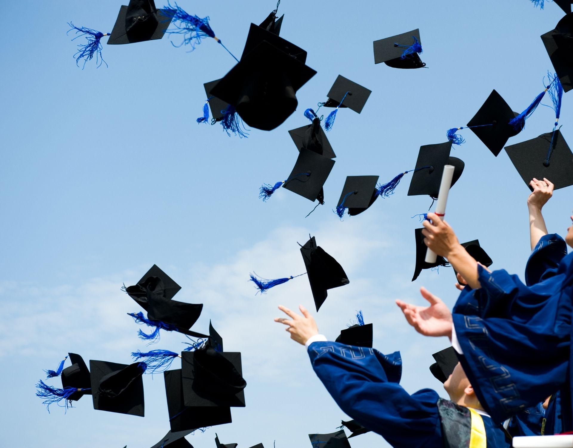 beliebtesten Studiengänge Deutschlands, graduation