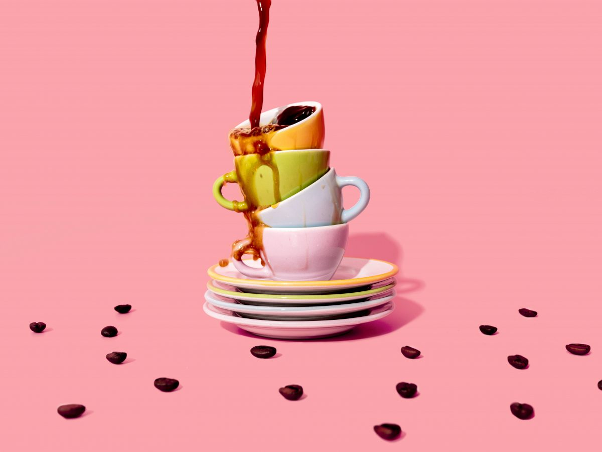 kaffee zu viel