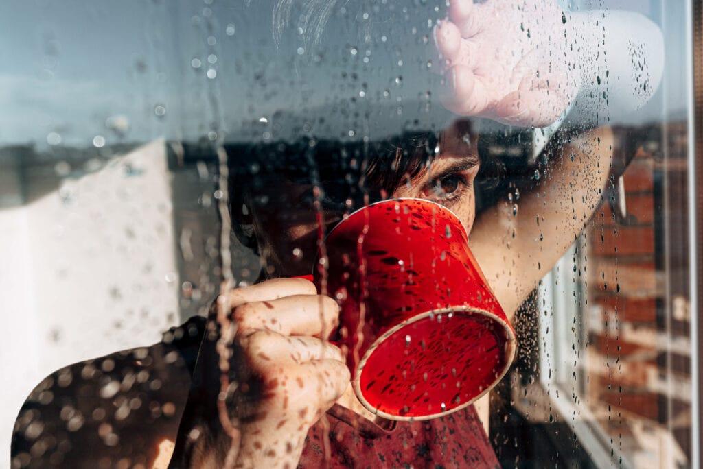 Kaffee Frau