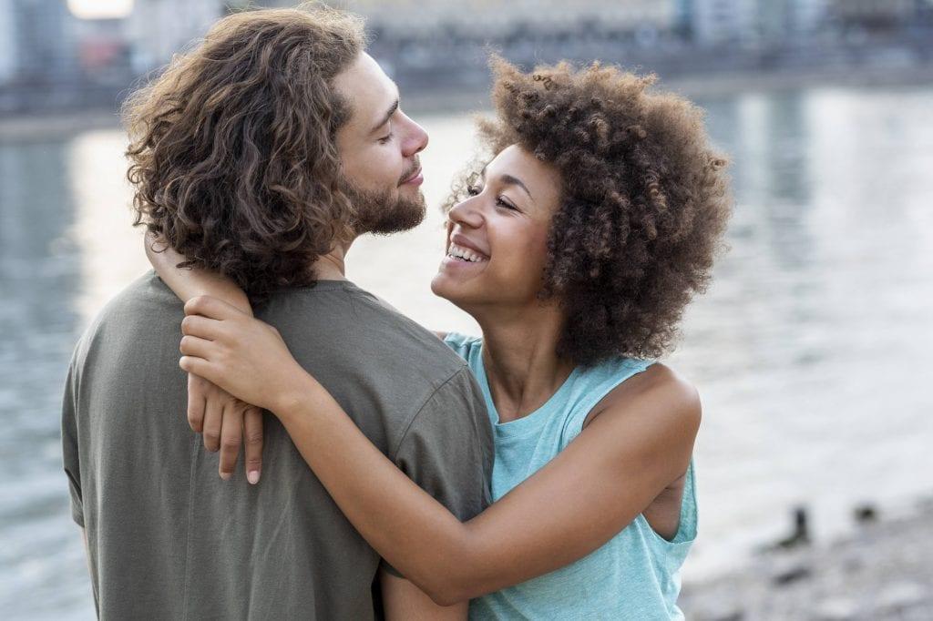 Nach dem ersten Date unsicher