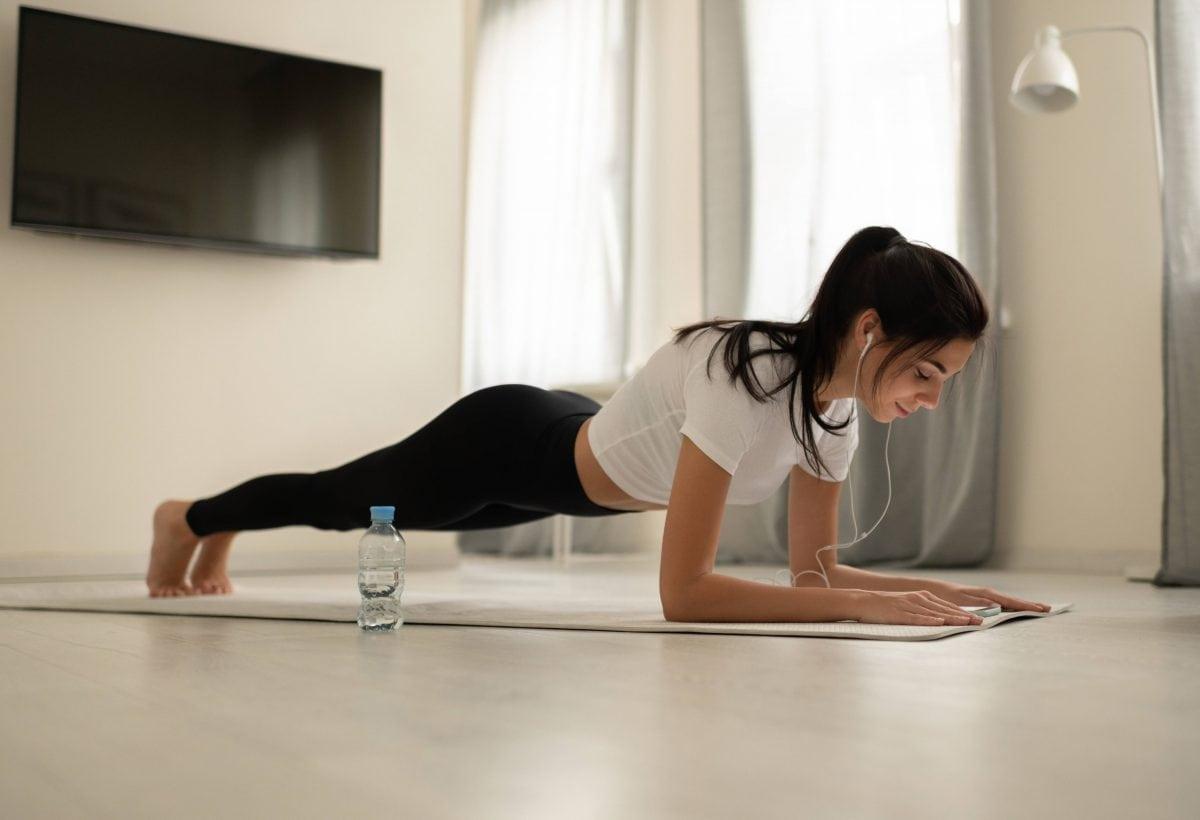 Planks richtig machen