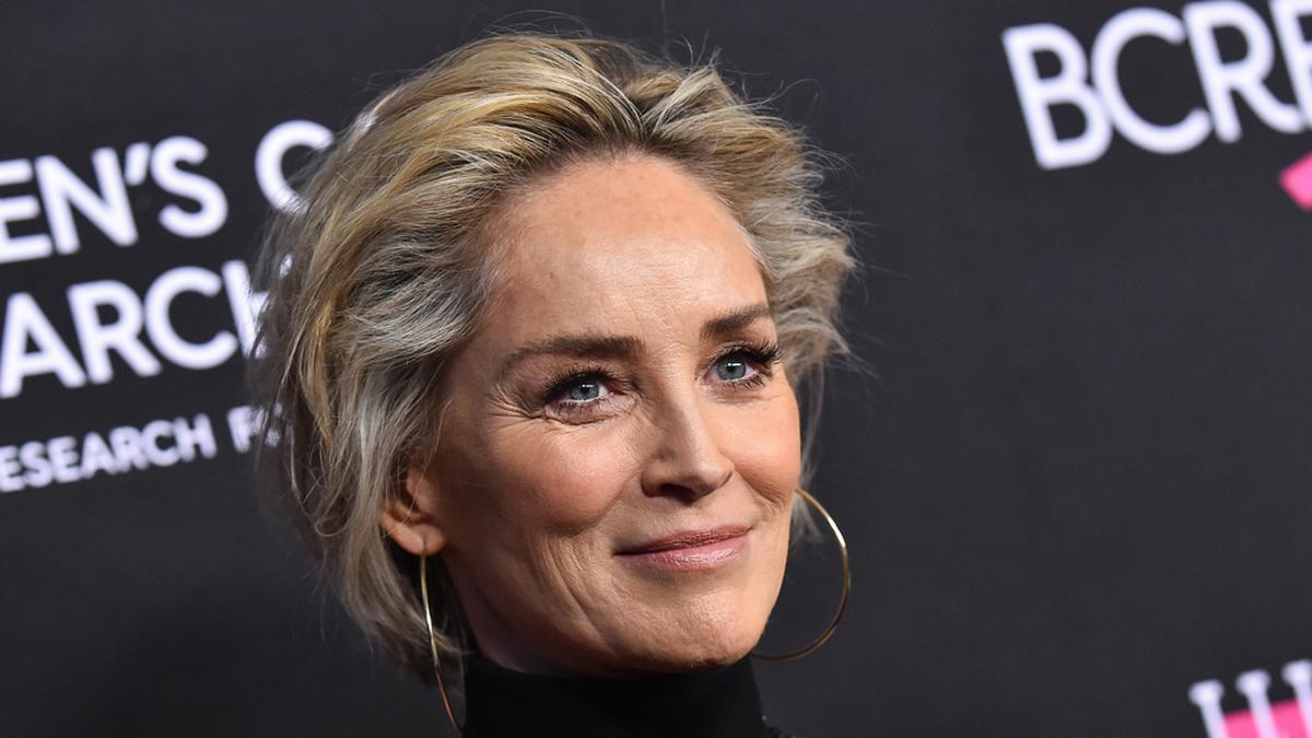 """Sharon Stone hat Ende März ihre Biografie """"The Beauty of Living Twicce"""" veröffentlicht.. © DFree/Shutterstock"""