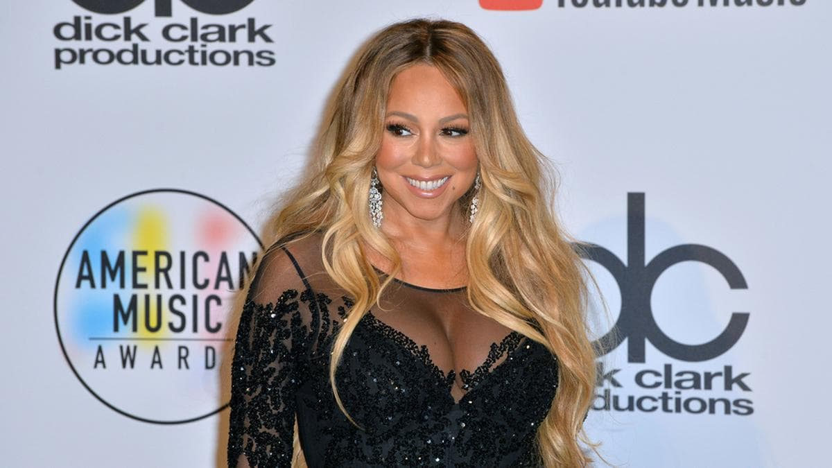 Mariah Carey wurde gegen Covid-19 geimpft.. © Featureflash Photo Agency / Shutterstock.com