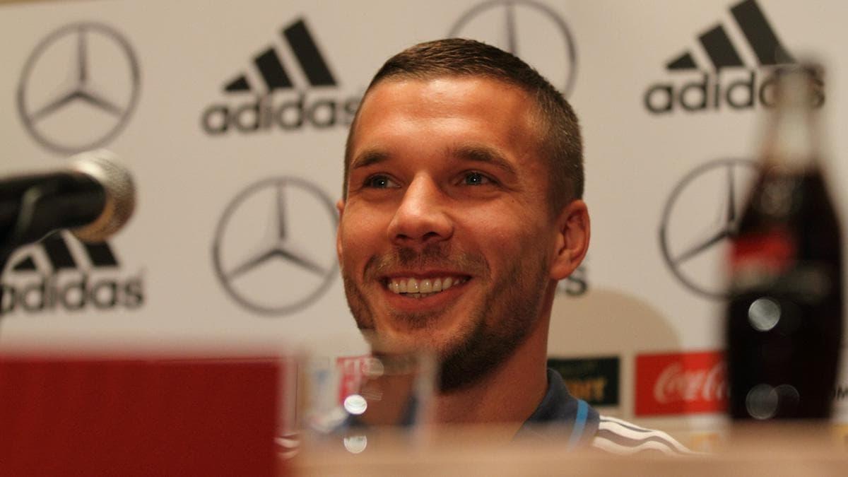 Lukas Podolski kickt derzeit für den Verein Antalyaspor in der Türkei.. © Tomasz Bidermann / Shutterstock.com