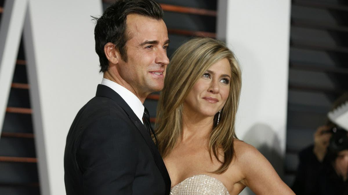 Justin Theroux und Jennifer Aniston gaben sich 2015 das Jawort. Die Ehe hielt keine drei Jahre.. © Kathy Hutchins/Shutterstock.com
