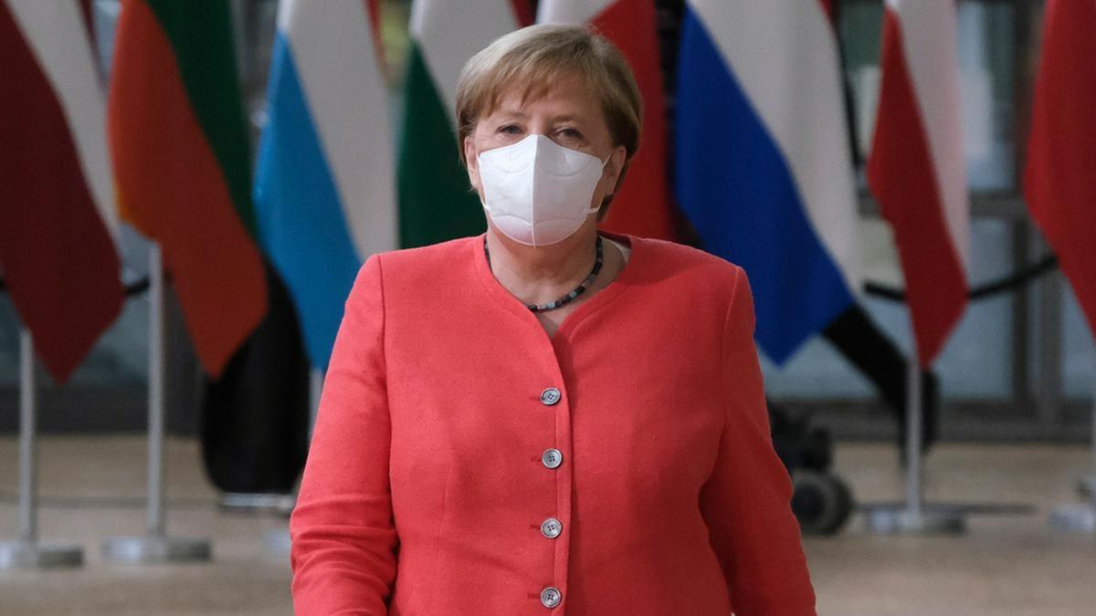 Angela Merkel hat ihre erste Impfdosis erhalten.. © Alexandros Michailidis/Shutterstock.com