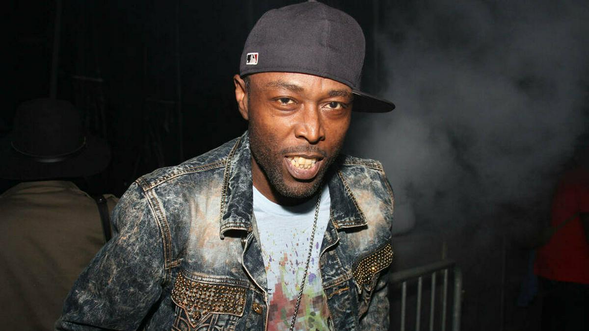 Rapper Black Rob hatte seit Jahren gesundheitliche Probleme. © imago images/MediaPunch