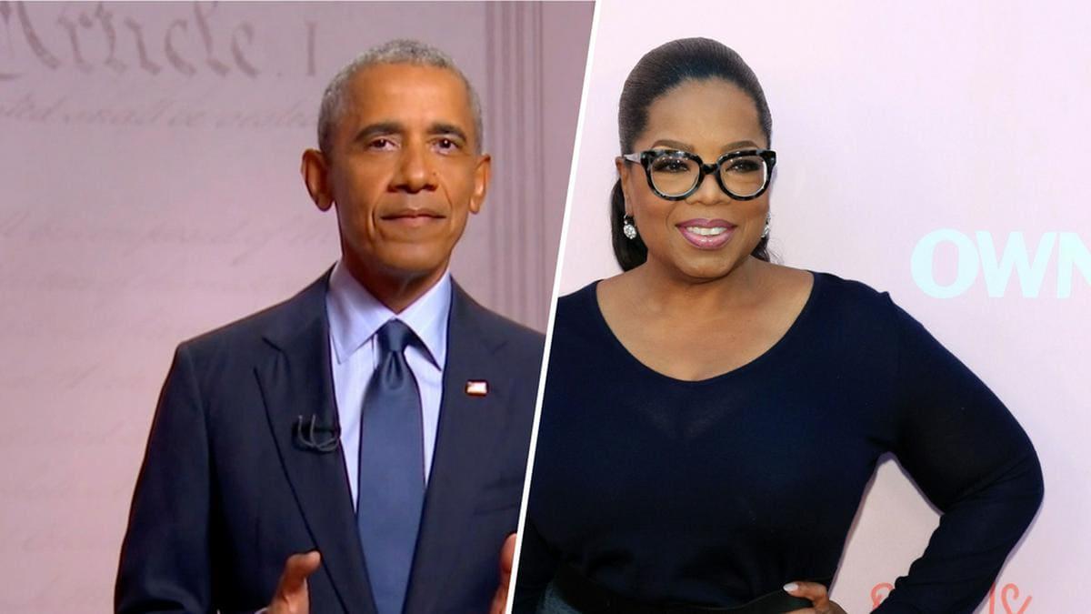 Barack Obama und Oprah Winfrey haben nach dem Urteilsspruch erfreut reagiert.. © [M] ImageCollect / CNP/AdMedia / StarMaxWorldwide