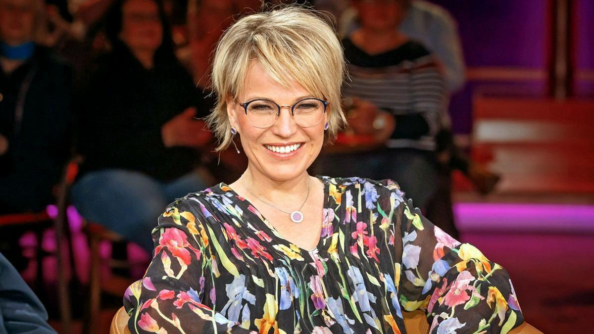 "Andrea Ballschuh moderierte 13 Jahre lang die ZDF-Sendung ""Volle Kanne"".. © imago images/STAR-MEDIA"
