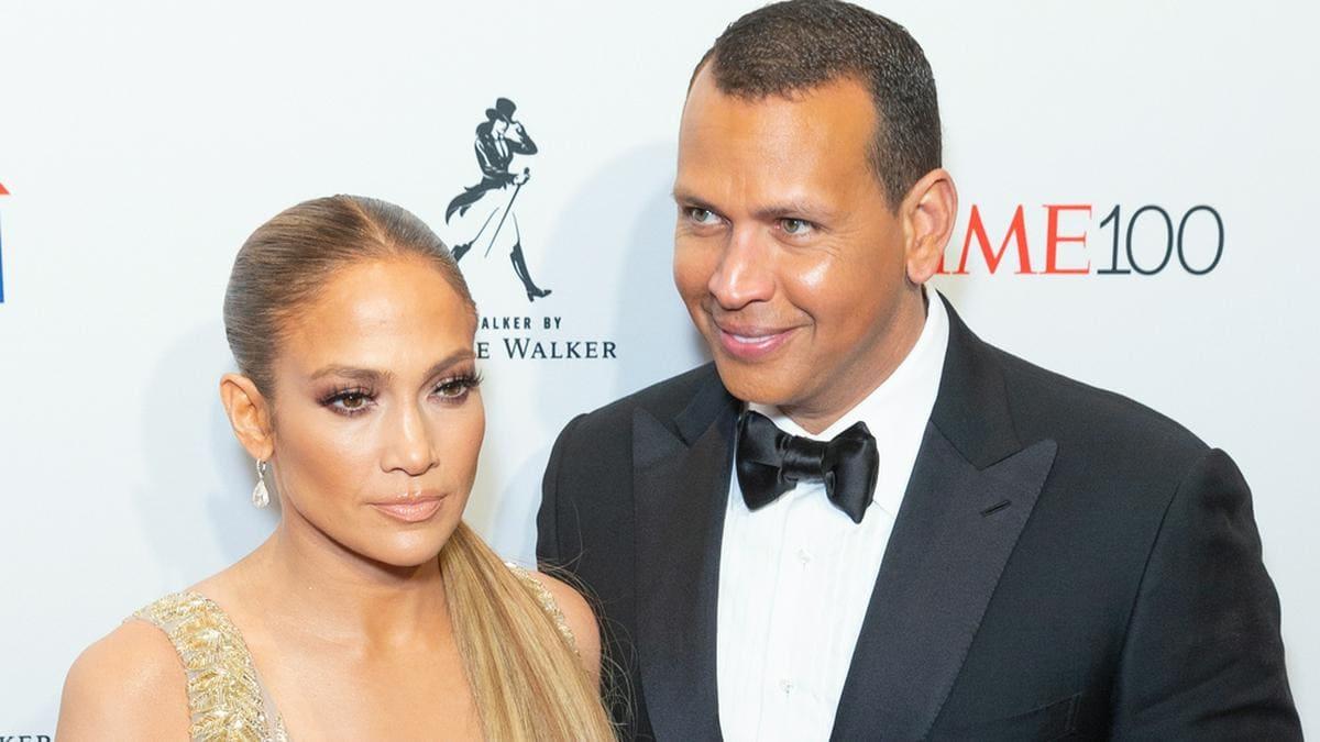Jennifer Lopez und Alex Rodriguez bei einer Gala im Jahr 2018. © lev radin/shutterstock.com