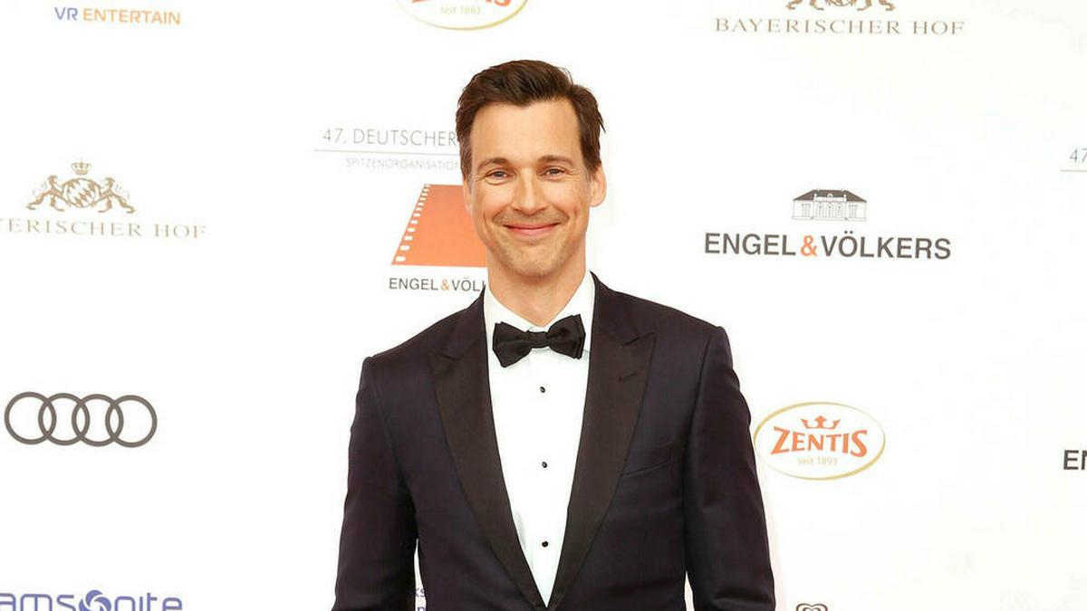Florian David Fitz beim Deutschen Filmball im Januar 2020.. © imago images/Eventpress