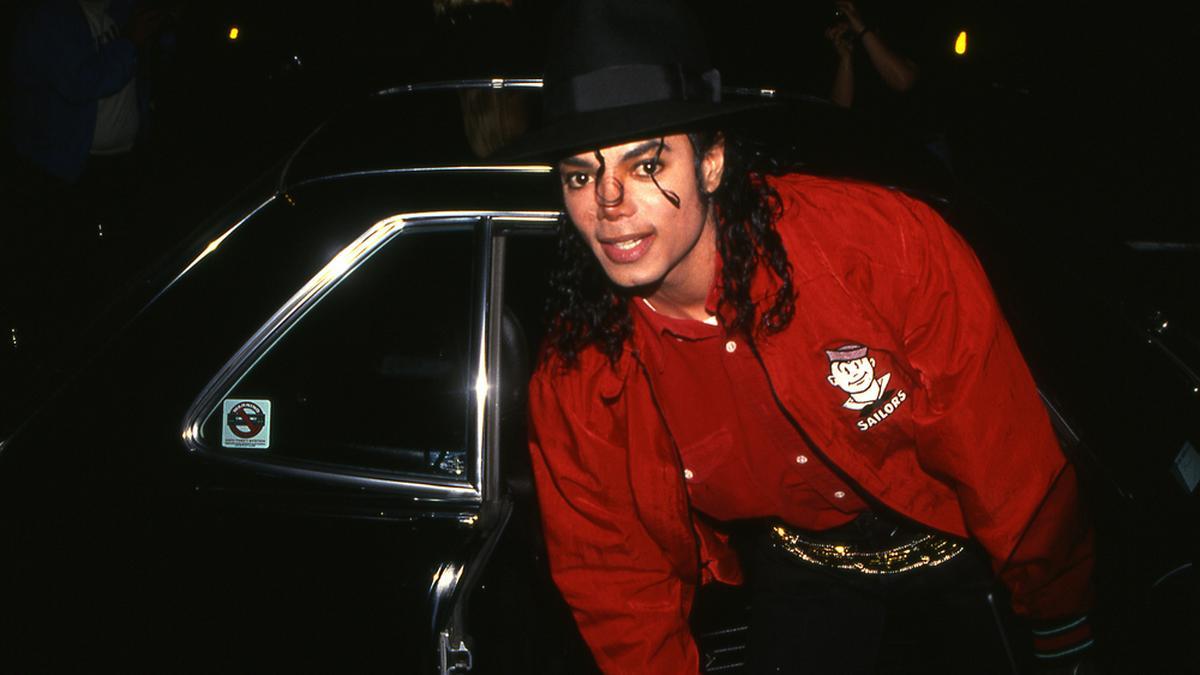 Michael Jackson in den Neunzigern. © Vicki L. Miller