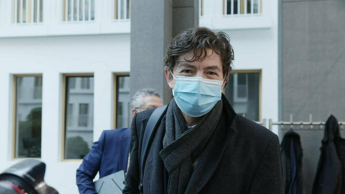 """Christian Drosten erreicht mit dem Podcast """"Das Coronavirus-Update"""" Millionen Menschen.. © imago images/Jürgen Heinrich"""