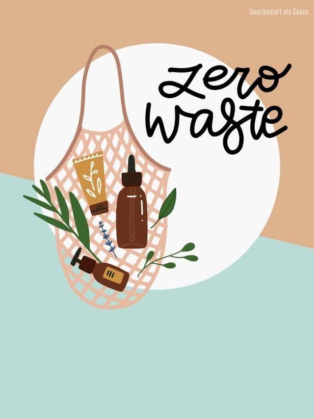 Zero Waste Tipps für den Alltag