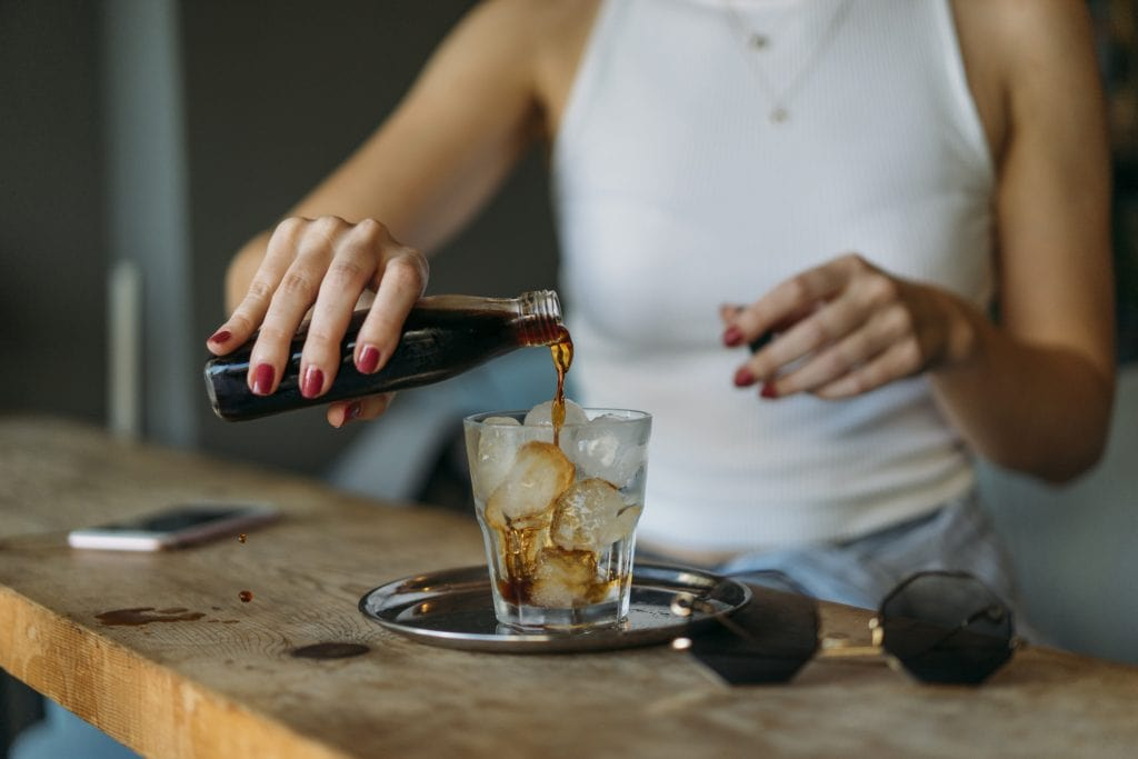 cold brew coffee kalter kaffee