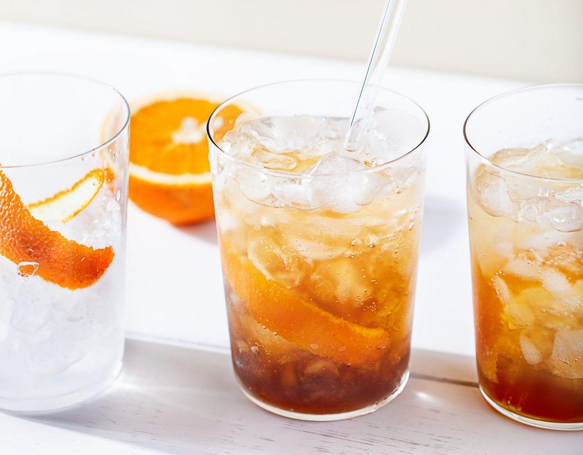 cold brew tonic orange kaffee drink cocktail