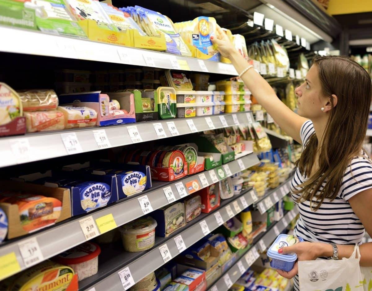 Käse sucht frau supermarkt