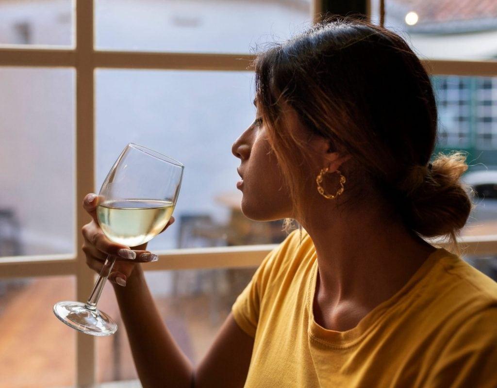 Frau Wein