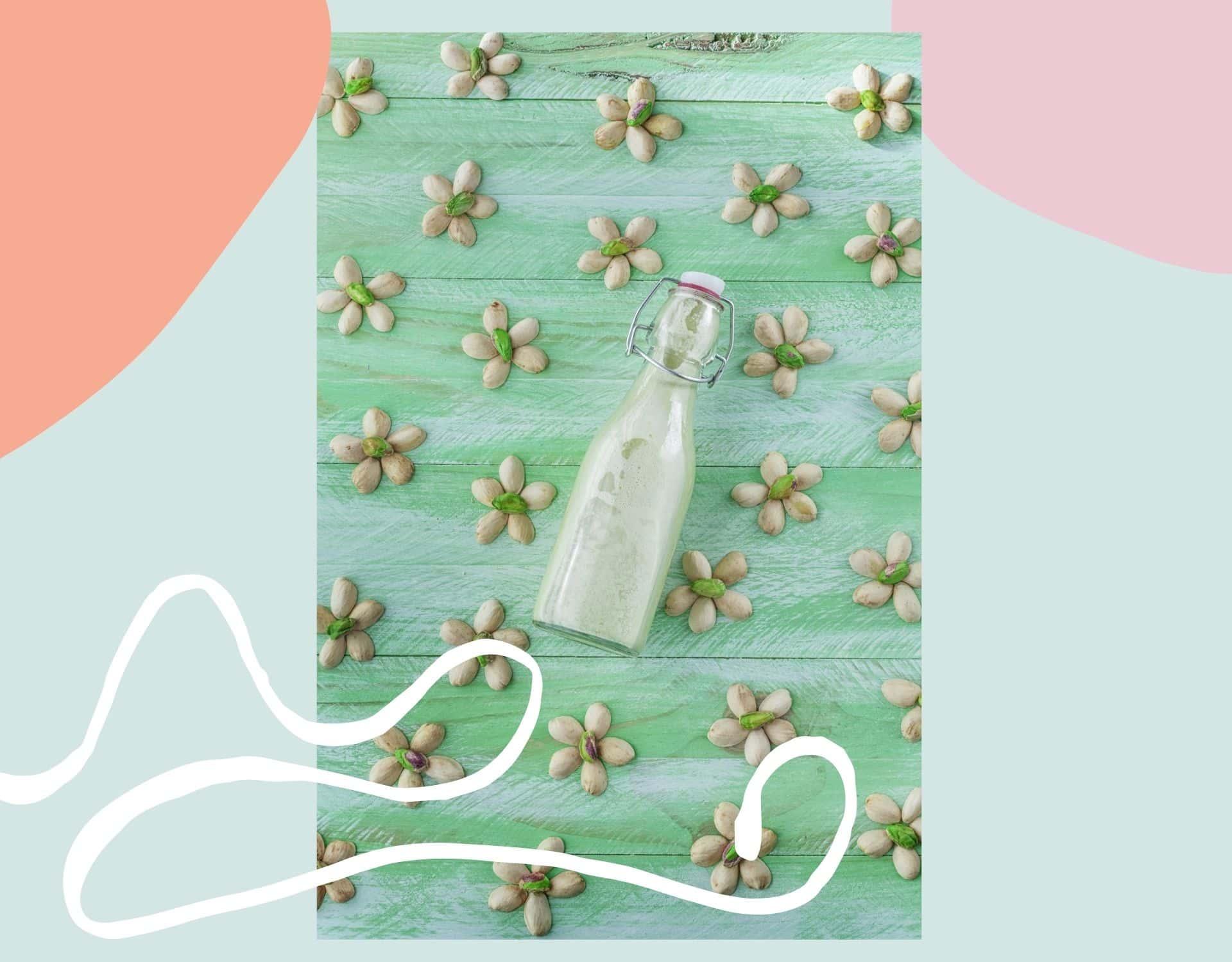 pistazienmilch milch alternative