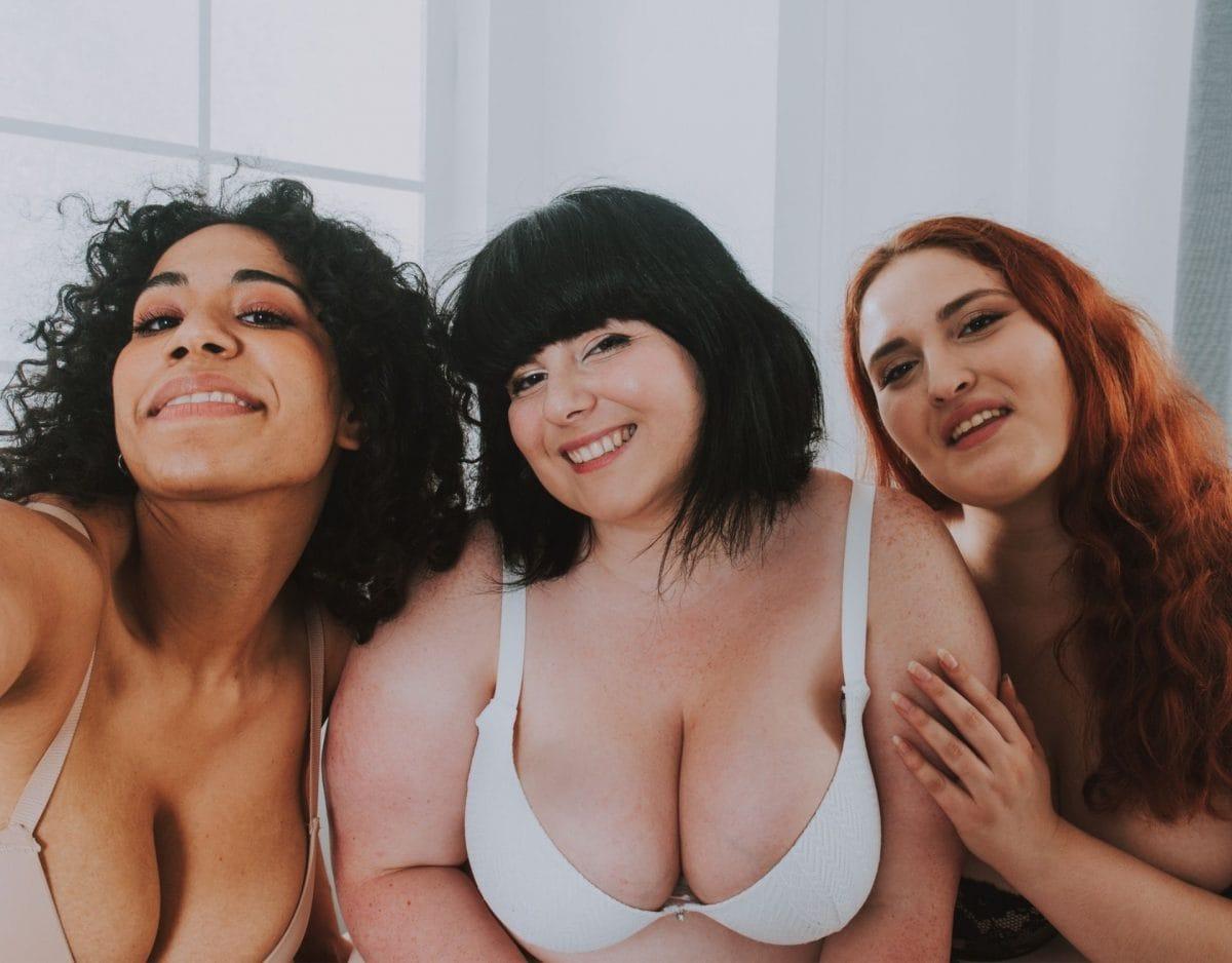 Brüste wachsen