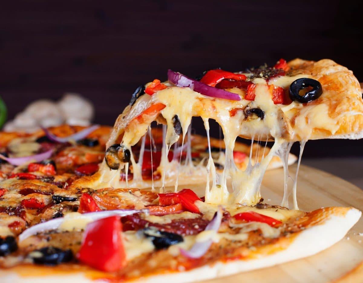 pizza käse werbetricks