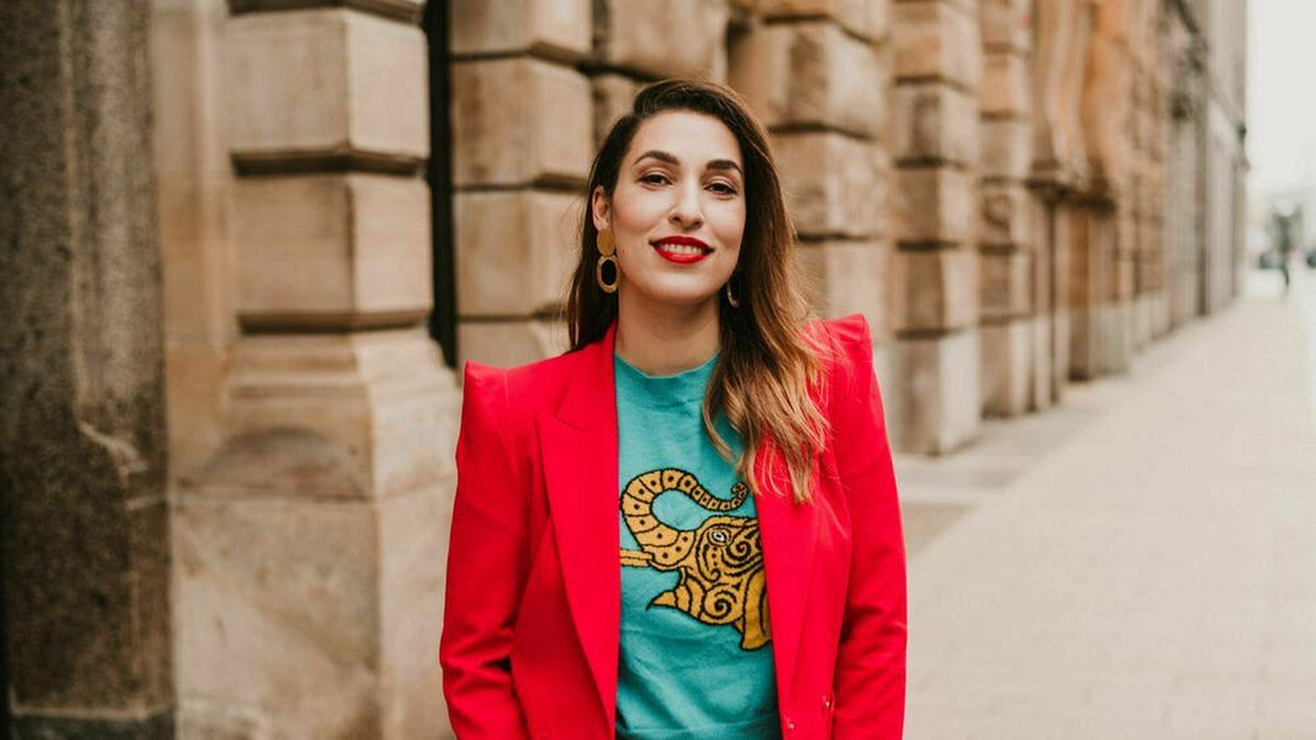 "Tijen Onaran gründete 2017 das Unternehmen ""Global Digital Women"".. © Andrea Heinsohn"